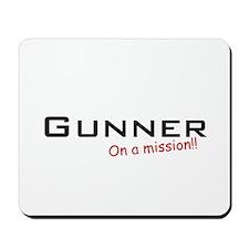 Gunner/Mission Mousepad