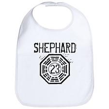 Shephard - 23 - LOST Bib