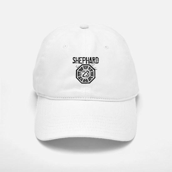Shephard - 23 - LOST Baseball Baseball Cap