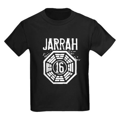Jarrah - 16 - LOST Kids Dark T-Shirt
