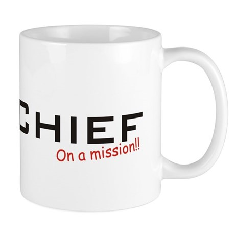Chief/Mission Mug