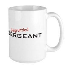 Disgruntled Sergeant Mug