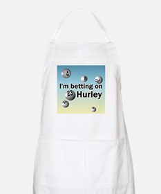 I'm Betting on Hurley Apron