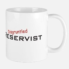 Disgruntled Reservist Mug