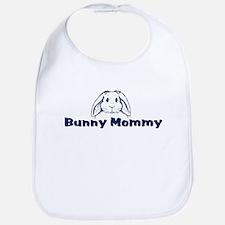 Bunny Mommy Bib