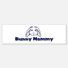 Bunny Mommy Bumper Stickers