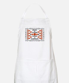 Doctorate of Bracketology BBQ Apron