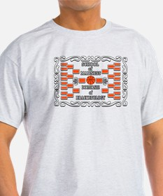 Doctorate of Bracketology T-Shirt