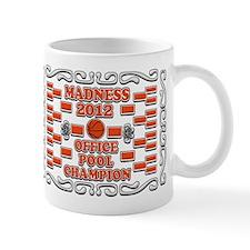 Madness Pool Champ 2012 Mug