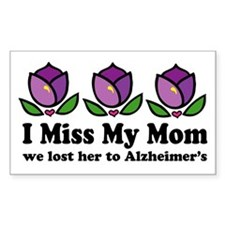 Lost Mom To Alzheimers Decal