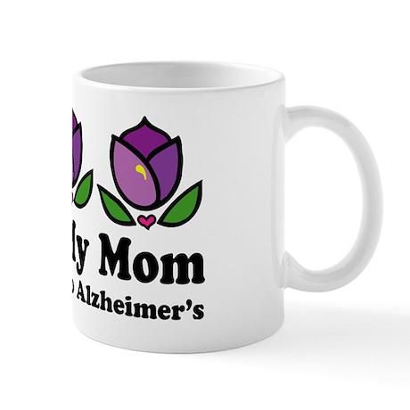 Lost Mom To Alzheimers Mug