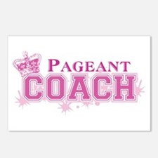 Pageant Coach Postcards (Package of 8)