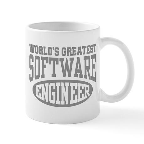 World's Greatest Software Engineer Mug