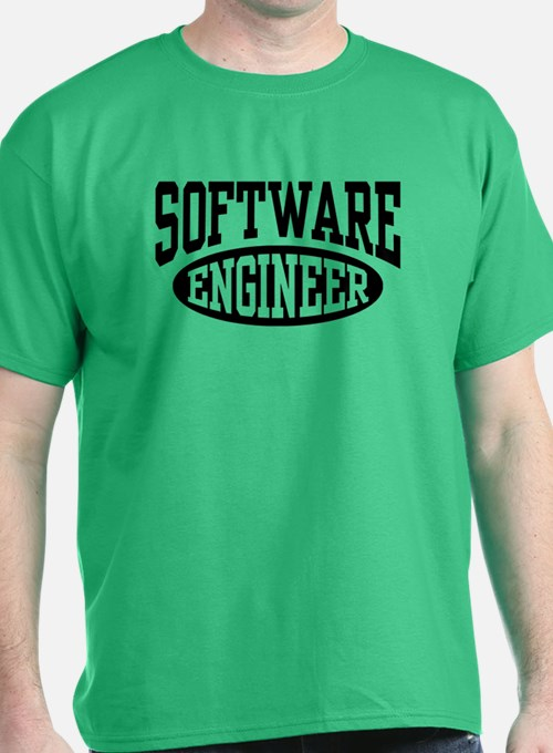 Software engineer t shirts shirts tees custom for Custom t shirt software