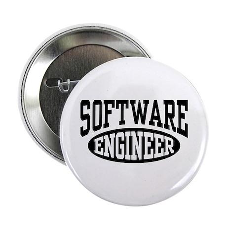 "Software Engineer 2.25"" Button"
