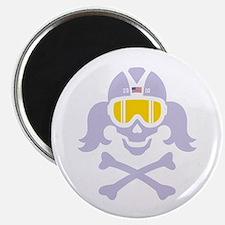Lil' VonSkully Magnet