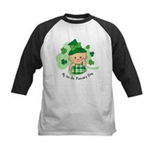 Plaid Girl 1st St. Pat's Tee