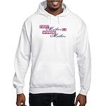 Working Mother Hooded Sweatshirt