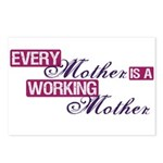 Working Mother Postcards (Package of 8)