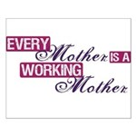 Working Mother Small Poster