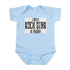 Rock Star In Taiwan Infant Creeper