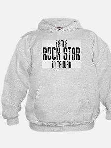Rock Star In Taiwan Hoodie