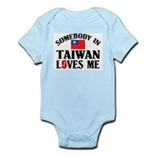 Somebody In Taiwan Infant Creeper