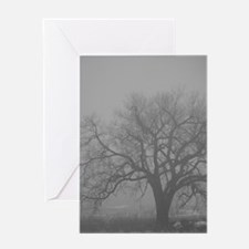 Unique Black and white nature photography Greeting Card
