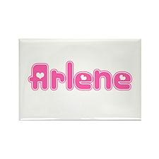 """""""Arlene"""" Rectangle Magnet"""