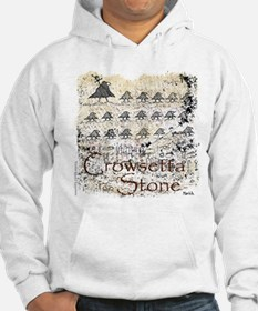 The Crowsetta Stone Hoodie