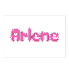 """""""Arlene"""" Postcards (Package of 8)"""