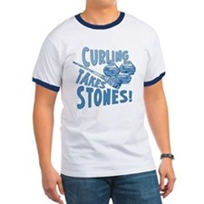 Curling Takes Stones T