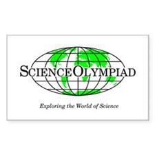 Science Olympiad Decal