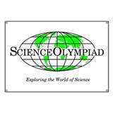 Science olympiad Banners