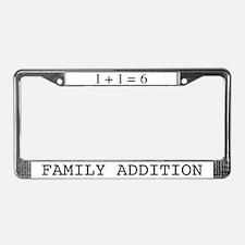 Minivan Licence Plate Frames Minivan License Plate
