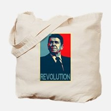 Ronald Reagan Tote Bag