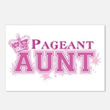 Pageant Aunt Postcards (Package of 8)