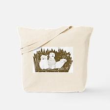DGS Owl Tote Bag