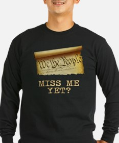 Miss Me Yet - Constitution T