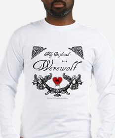 Biyfriend Werewolf Heart Long Sleeve T-Shirt
