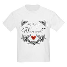 Biyfriend Werewolf Heart T-Shirt