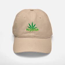 Irish Highrish Baseball Baseball Cap