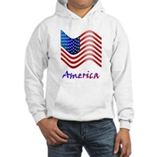 USA Hoodie Sweatshirt
