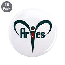 """Aries 3.5"""" Button (10 pack)"""