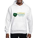 Funny Cabbage Irish Hooded Sweatshirt