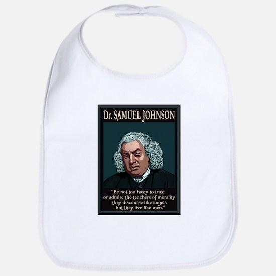Dr. Samuel Johnson Bib