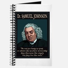 Dr. Samuel Johnson Journal