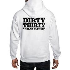 Dirty Thirty Polar Plunge Hoodie