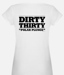 Dirty Thirty Polar Plunge Shirt