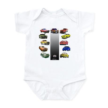 Stang 45 Infant Bodysuit